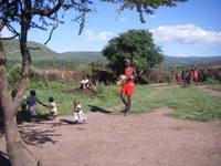 Masai_villege1_1